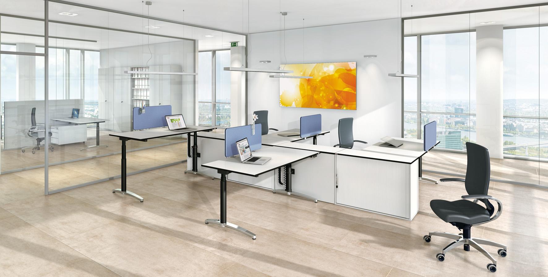 Nett Büromöbel Heilbronn Galerie - Die Designideen für Badezimmer ...