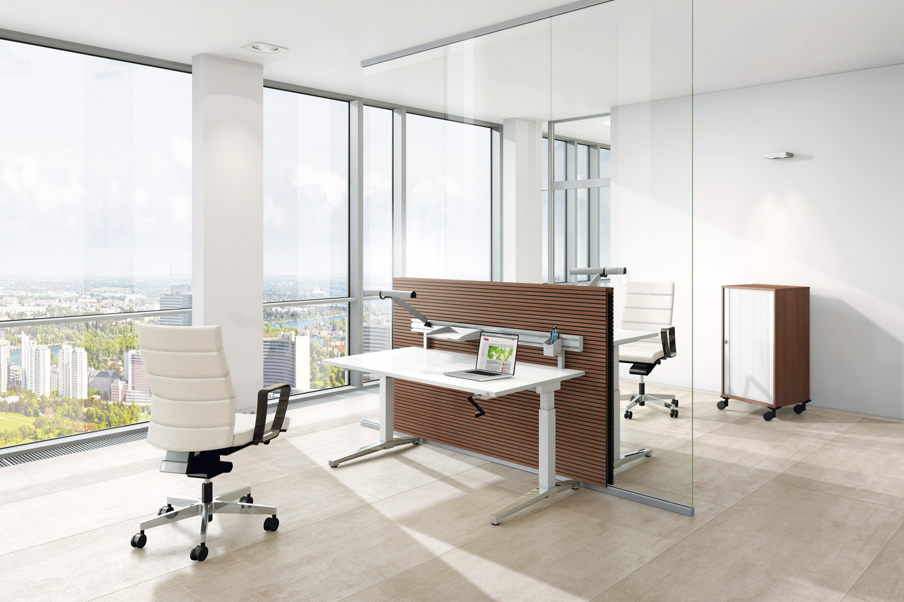 Assmann Büromöbel in Wiesloch bei Heidelberg