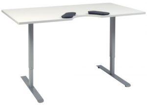 Tisch mit Bauchaussparung